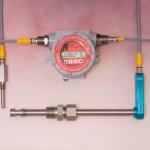 เครื่องวัดอัตราการไหลของแก๊ส Titan Gas Flow Meter